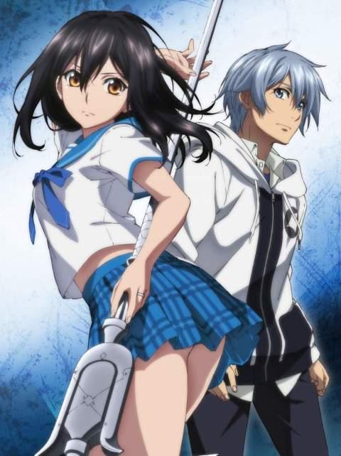 OVA4期シリーズ『ストライク・ザ・ブラッドIV(フォース)』のキービジュアル、2パターンが公開! 【アニメニュース】