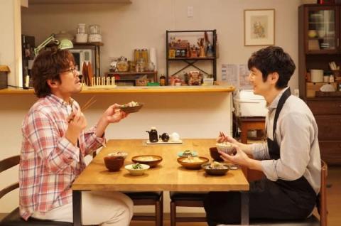 西島秀俊・内野聖陽、『きのう何食べた?』正月SP、あらすじ&場面写真