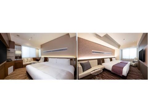 眠りをデザインするホテル「remm」がランクUP!寛ぎの新ホテルが銀座に誕生
