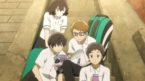 TVアニメ『 星合の空 』第8話 そうだ、女装しよう!!【感想コラム】