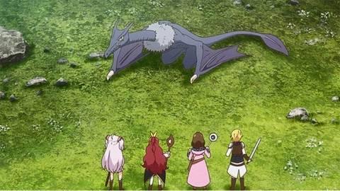 TVアニメ『 私、能力は平均値でって言ったよね! 』第9話「ワイバーン討伐って言ったよね!」【感想コラム】