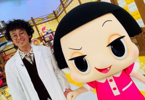"""滝藤賢一""""オリガミ博士""""がチコちゃんと共演 大みそかに特番"""