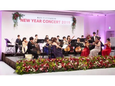 美しいオペラと優雅な演奏で新年を華やかにスタートしよう