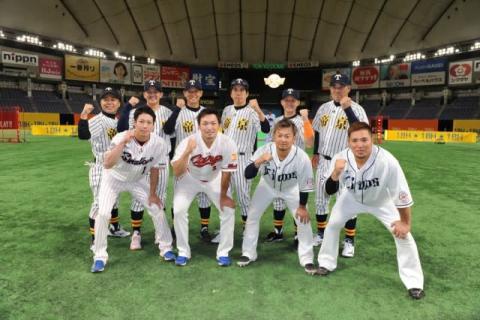野球・日本代表とガチ対決『とんねるずのスポーツ王』