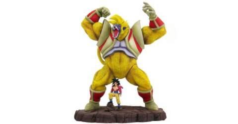 『ドラゴンボールGT』大猿ベビー&超4悟空のフィギュアセットが登場!S.H.Fi