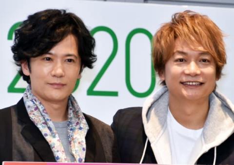 稲垣吾郎&香取慎吾、パラ競技普及に使命感「一人でも多く魅力を伝える」