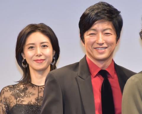 大沢たかお、5度共演の松嶋菜々子と初夫婦役で以心伝心 「集大成」撮影で前日眠れず