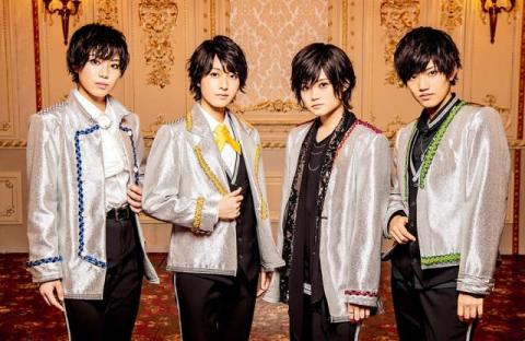 男装ユニット・EUPHORIA、「熱烈LOVE!!」で自己最高週間6位 4月に新曲リリースも