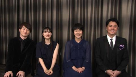 森七菜『Mステ』初出演を松たか子、福山雅治、広瀬すず、神木隆之介が応援