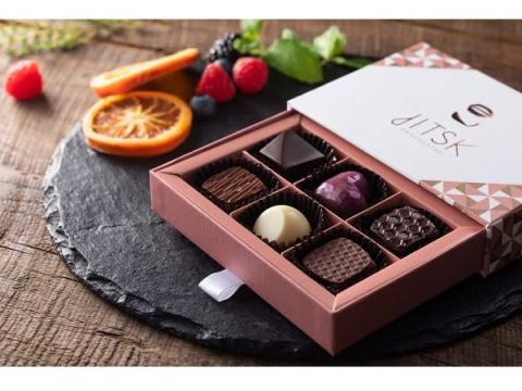 バレンタインシーズンのみ上陸するベルギーの人気ショコラが今年も到着!