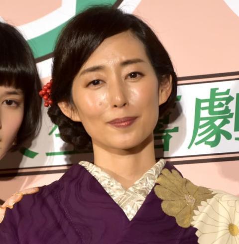 木村多江、撮影前に催眠術で「緊張とグッドバイ」 大泉洋&小池栄子が驚き