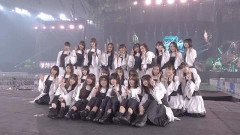 欅坂46、初の東京ドーム公演メイキング予告編公開 平手&鈴本のラストライブ