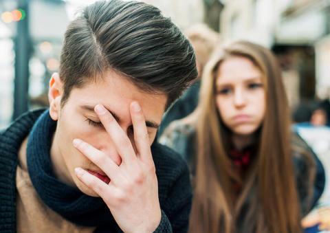 男性が付き合ったことを後悔する女性の特徴