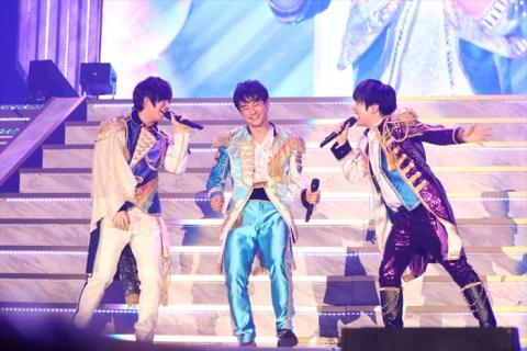 2年4か月ぶりのライブイベントは全楽曲初披露の大ボリューム!「KING OF PRISM SUPER LIVE Shiny Seven Stars!」 【アニメニュース】