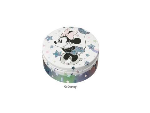 星を眺めるミニーマウスがキュートな「スチームクリーム」デザイン缶が登場