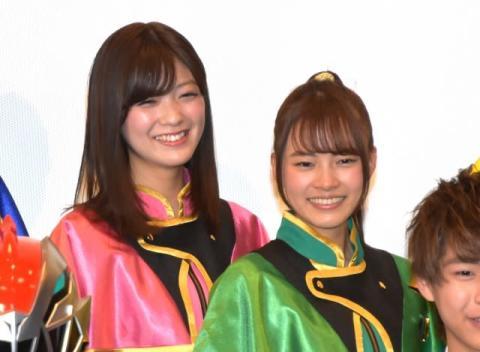 『キラメイ』新條由芽&工藤美桜、奥山かずさの「憧れてもらっても…」に笑顔で「目標です!」