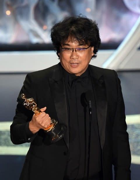 『第92回アカデミー賞』ポン・ジュノ監督ら受賞者の喜びの声