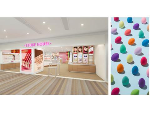 「ETUDE HOUSE アミュエスト博多店」がリニューアルオープン!