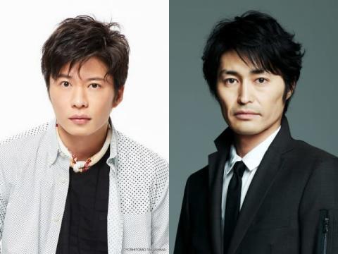田中圭、ゴールデン帯ドラマ初主演 初共演の安田顕と難事件に挑む