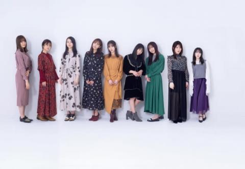 """乃木坂46""""個性派ぞろい""""の2期生集結 ルームウェア姿でフォトセッション"""