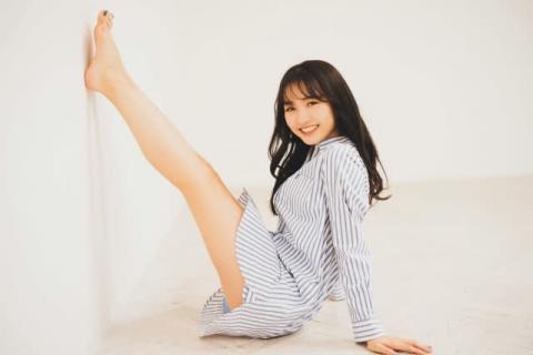 NMB48注目新ユニットLAPIS ARCH、フレッシュ美肌で魅了