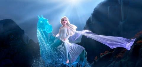 『アナ雪2』132億円超の大ヒットの中、3・12公開終了