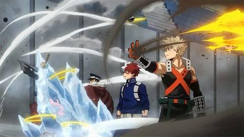 TVアニメ『 僕のヒーローアカデミア 』4期第17話(80話)「ホッコれ仮免講習」【感想コラム】
