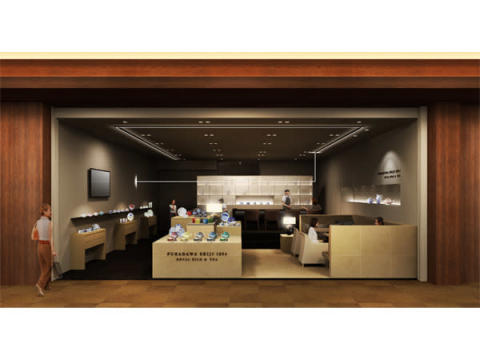 老舗窯元・深川製磁のティー&ギャラリーが東京ミッドタウンにオープン!