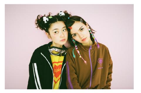 90年代の原宿カルチャーが復活!「X-girl」×「SUPER LOVERS」コラボアイテムが2/28発売