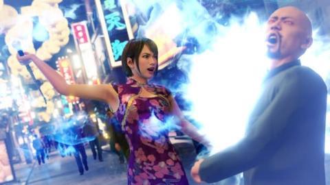 PS4®『龍が如く7 光と闇の行方』無料DLC第7弾が配信開始!上坂 すみれさん演じる紗栄子の特別衣装「中華パブ店員」をお届け! 【アニメニュース】