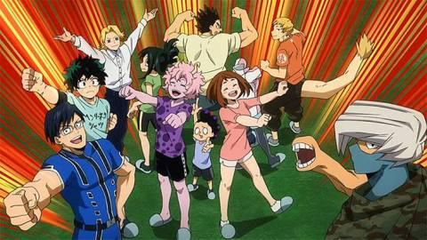 TVアニメ『 僕のヒーローアカデミア 』4期第19話(82話)「文化祭って準備してる時が一番楽しいよね」【感想コラム】
