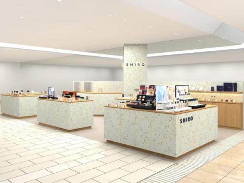 「SHIRO」新店舗がルミネ大宮にオープン