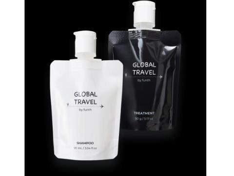 海外旅行中の髪ダメージを防ぐ!硬水対応のシャンプー&トリートメントが発売