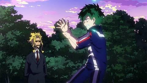 TVアニメ『 僕のヒーローアカデミア 』4期第20話(83話)「ゴールドティップスインペリアル」【感想コラム】