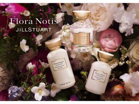 「Flora Notis JILL STUART」の期間限定ストアが博多阪急にオープン!