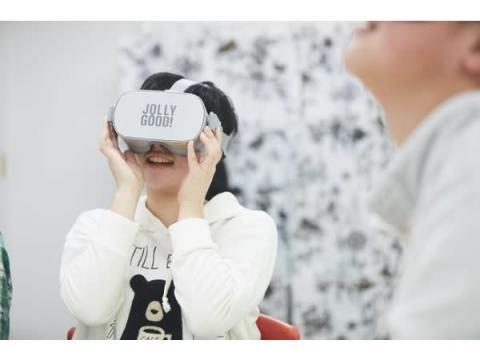 障害支援施設の子どもたちへ向けて!室内で楽しめる「VR動物園」無料配信