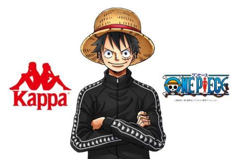 Kappa × ONE PIECE コラボアイテム発売! スポーツブランドと人気アニメのコラボレーション! 【アニメニュース】