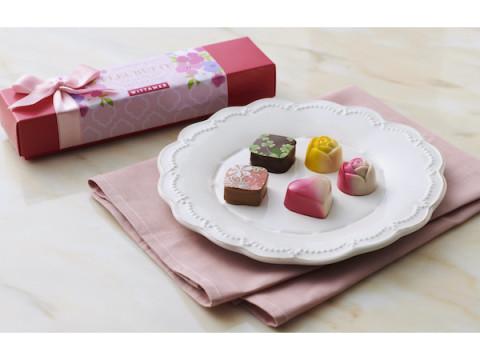見た目も味も◎!「ヴィタメール」の春限定ショコラを召し上がれ