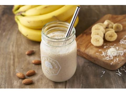 「フィコ&ポムム」にナチュラル食材でアレンジしたバナナジュース5種登場