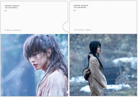 映画『るろうに剣心』、特典付きムビチケの詳細発表 27日から発売