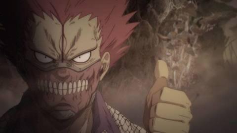 TVアニメ『ドロヘドロ』第11話「ザ・ボス」「屋台で逢いましょう」【感想コラム】