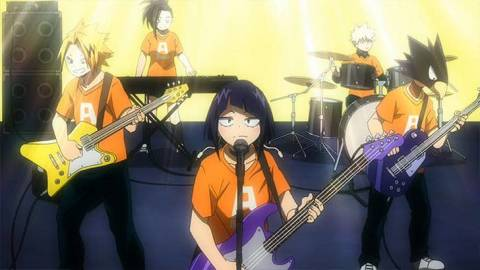 TVアニメ『 僕のヒーローアカデミア 』4期第24話(86話)「垂れ流せ!文化祭!」【感想コラム】