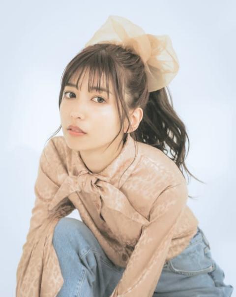 人気美女YouTubeゆん、春のヘアアレンジ披露 注目の「It girls」に選出