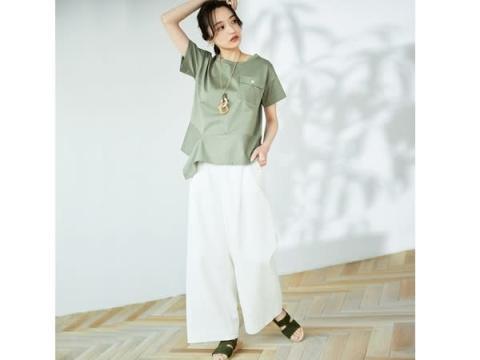 「ONIGIRI」からリサイクル糸を使った環境に優しい「Tシャツ」発売!