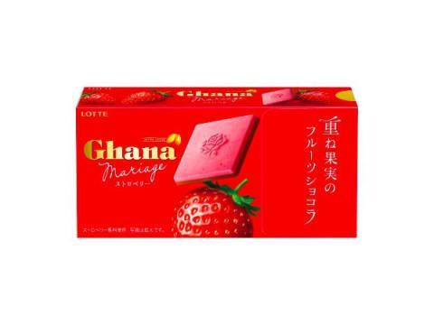 「ガーナ」から新商品!華やかなフルーツショコラ&贅沢な一粒ショコラ登場