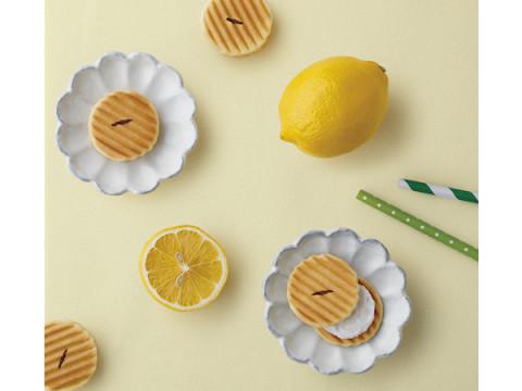 初夏に贈りたい新商品「姫千寿せんべいレモンスカッシュ」が登場!