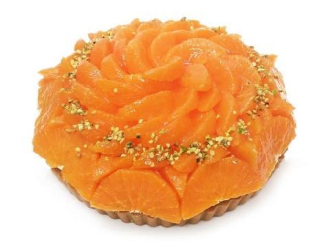 「カフェコムサ」全店舗それぞれの個性あふれる限定オレンジケーキに注目