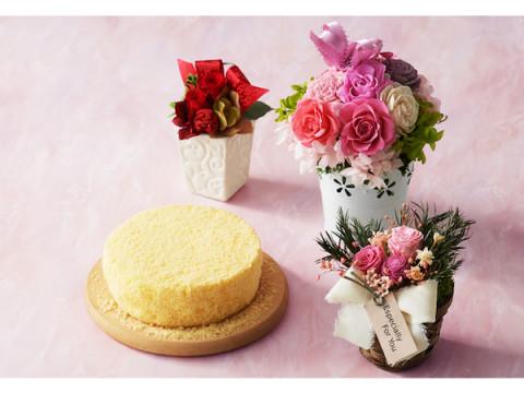 今年の母の日はこれで決まり!お花と一緒においしいスイーツギフトを贈ろう