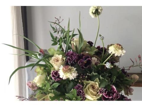 """毎月定額で季節の花が届く!「JIHEI FLOWER」が""""お花のサブスク""""開始"""