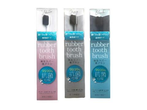 徹底したオーラルケアができる「ウレタンゴム」の歯ブラシが新発売!